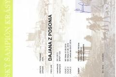 Dajana šampion mladých